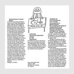 HdK Info, Berlin