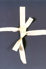 Knotting, 1964, canvas, 140 x 120 cm