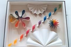 Joy in a box, paper, 35x45, 1993