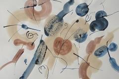 Combi B, 1992, 50 x 65 cm