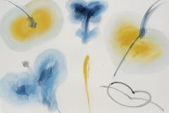 Contemplation – Exeter, 1993, 50 x 65 cm