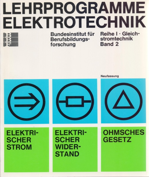 Lehrprogramme Elektrotechnik